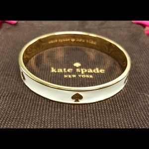 Kate Spade Enamel Bangle Bracelet
